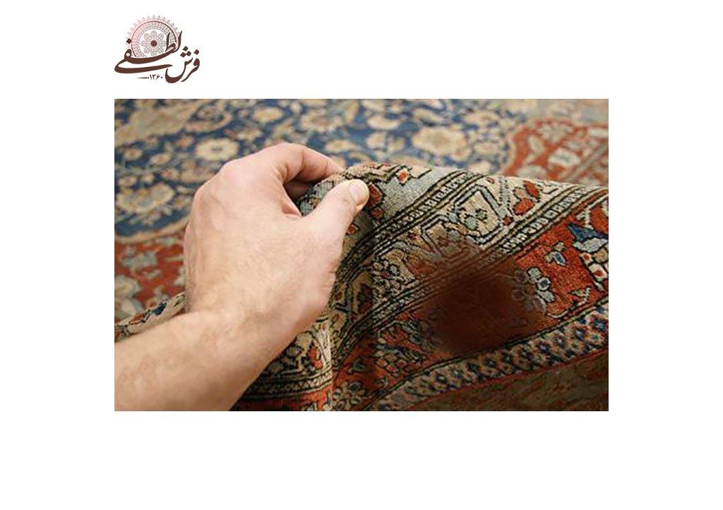 خرید فرش دستباف دست دوم