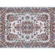 قالیچه 3 متری طرح خطیبی کد136